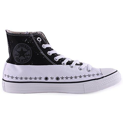 Converse Chuck Taylor All Star High (Andy Warhol) Converse Black/White/Mason GTKE7