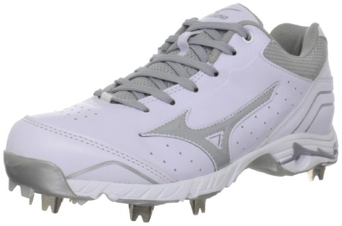 9 Spike Men's White Advanced Grey Baseball Classic 7 Mizuno wz5Bqz