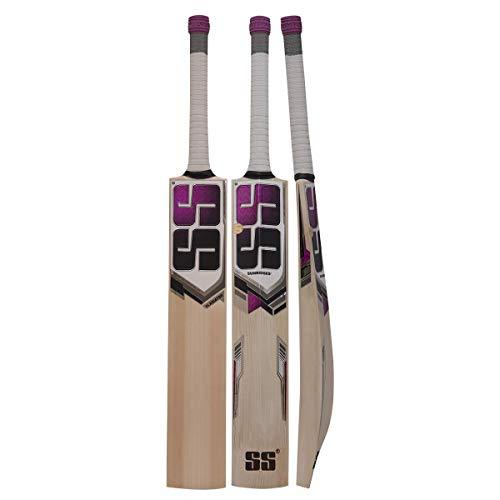 SS Gladiator Kashmir Willow Cricket Bat, Short Handle
