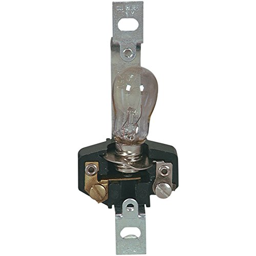 Cooper 153 Pilot Light Lamp Holder Light Socket with - 00 Pilot Light