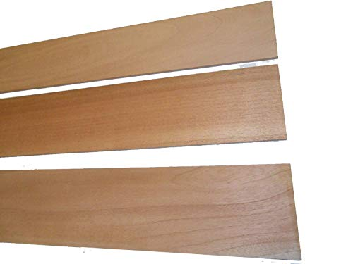 Tropical Hardwood - Spanish Cedar solid wood 1/4