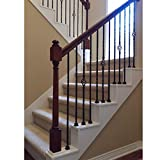 Wrought Iron Balusters (Box of 10) Stair Parts