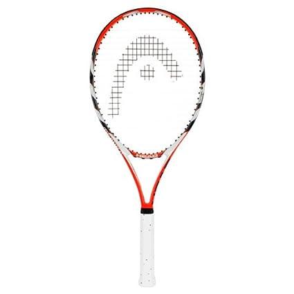 Amazon.com   Head Micro Gel Radical OS Strung Tennis Racquet without ... 56f1cf01db