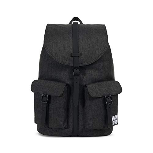 Herschel Dawson Backpack Deep Teal/Tan Synthetic Leather One Size