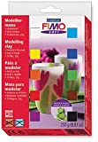 Staedtler 8022-0 07 12.34 oz White Fimo Soft Polymer Clay, Multicolor
