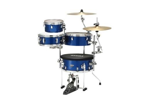 Tama Cocktail-JAM 4-Piece Shell Pack with Hardware Indigo Sparkle
