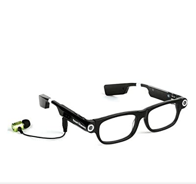 Smart Glasses Wireless Call/Music Player/Video Camera Earphone Bluetooth For iPhon/Android LED Riding Bike/Moto Recorder Outdoor With 32G TF Card