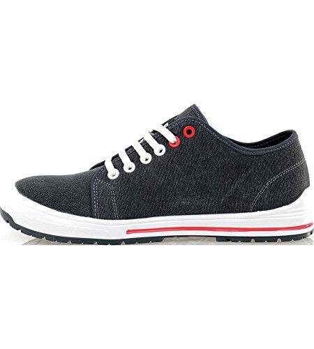 Chaussures de sécurité Sneaker S1P SRC grises