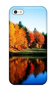 Iphone 5/5s Case Bumper Tpu Skin Cover For Nature Picturess Accessories by icecream design