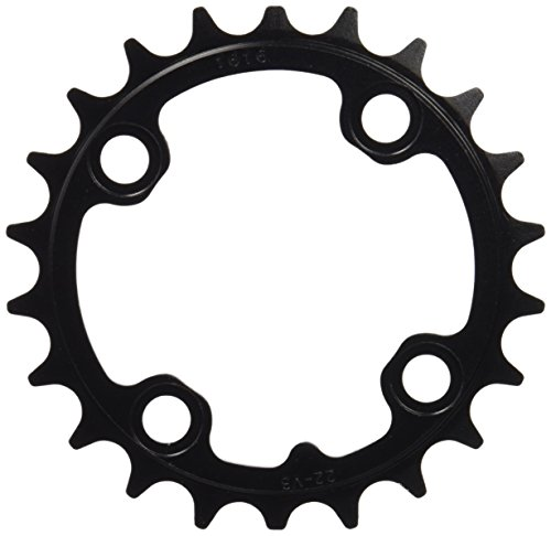 TruVativ Trushift 22t 64mm Ring Steel Black (9 Speed 64mm 4 Bolt)