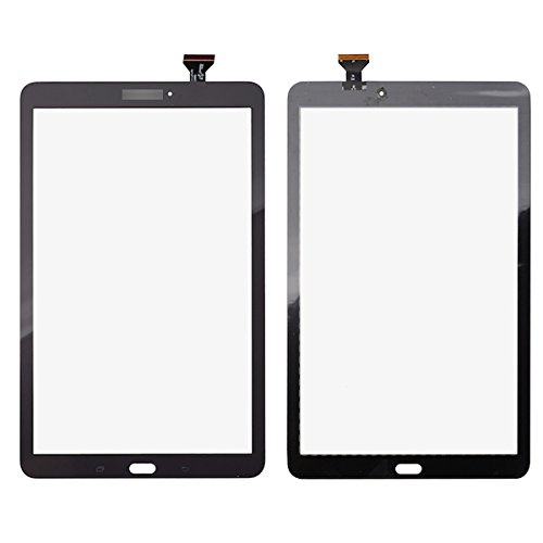 BisLinks Black Touch Screen Digitizer Glass Repair For Samsung Galaxy Tab E 9.6