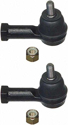 Prime Choice Auto Parts TRK3023PR Set of 2 Premium Outer Tie Rod Ends