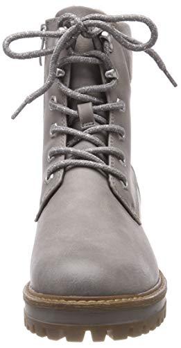 grey Para Gris 21 Mujer Botas 200 Tamaris Militar 26250 wnTIqI10
