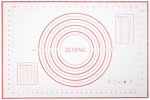ZCHING Silicone Pastry Measurement