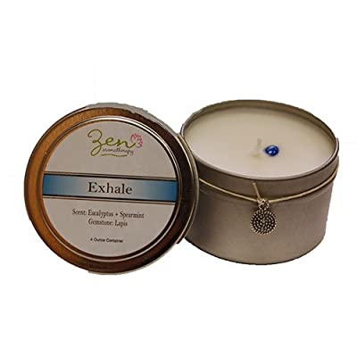 Exhale Stress Aromatherapy Candle