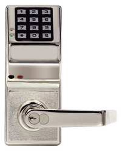 Alarm Lock Systems Inc. DL5200IC US26D Trilogy El Double Digital Lock Bic Us26D, Satin Chrome