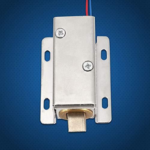 DC12V Mini Elektrisches Schloss Eletroschloss Zugangskontrolle für