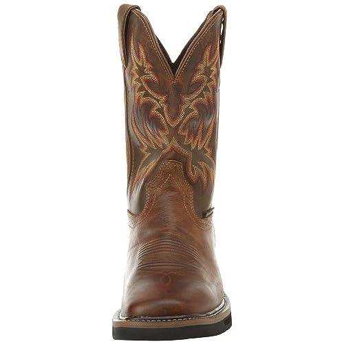 5c153b65efc hot sale 2017 Justin Original Work Boots Men's Stampede Work Boot ...