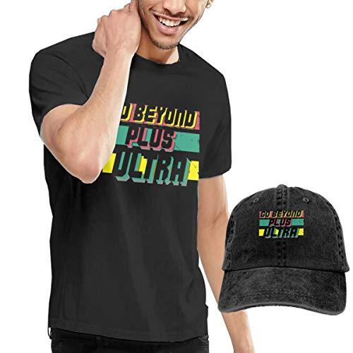 Go Beyond Plus Ultra T Shirts Short Sleeve