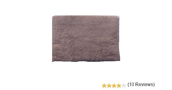 Algodonea Toalla Manta 150x200cm, 100% algodón, 460gr/m2, Fabricada en UE. (VISÓN): Amazon.es: Hogar