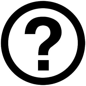amazon com question mark decal sticker peel and stick graphic rh amazon com question mark graphic organizer question mark graphic image