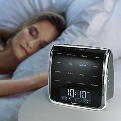 Brookstone Tranquil Moments Advanced Sleep Sounds Machine 1.