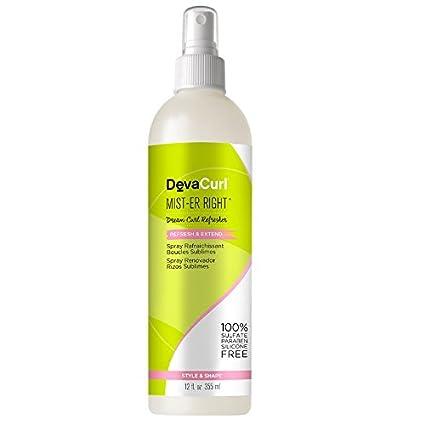 DevaCurl Mist-er Right Dream Curl Refresher; 12oz 850963006829