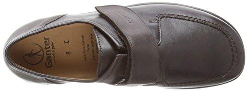 Ganter ERIC, Weite I - zapatos con cordones de cuero hombre marrón - Braun (espresso 2000)