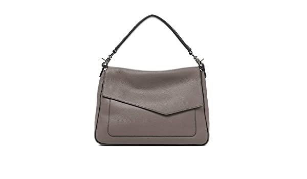 62d3704e390f Amazon.com  Botkier Cobble Hill Slouch Calfskin Leather Hobo