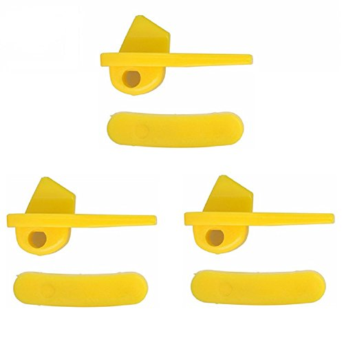 AUTOOL 3 pair Tire Changer Bead Breaker Tire Machine Accessories Bird Head Pads Rubber Protection Pouches Gasket