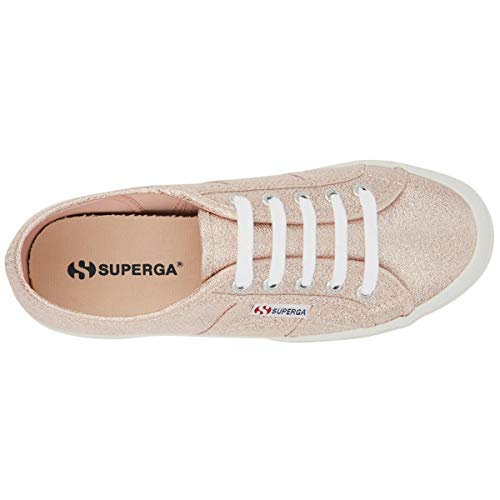 2750 lamew Rose Sneaker Lam Platinum Superga waxqEp7On