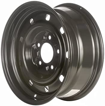 STL03394U45 FOR 2000-2000 Ford Expedition MAPM STEEL WHEEL; 16 X 7; 9 VENTS; 5 LUG; 135MM BP; IDENT F75A1015CA;
