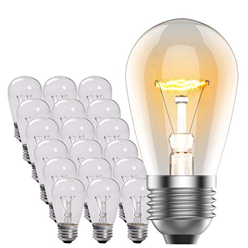 Decorative Outdoor Light Bulbs in US - 9