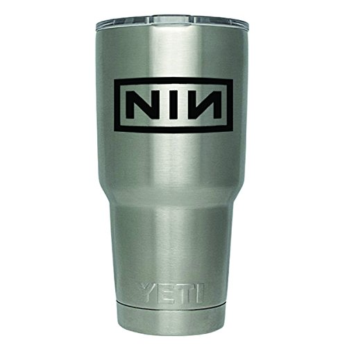 Nine Inch Nails Stickers - 9
