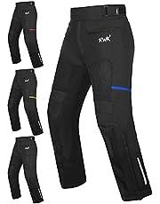 HWK Mesh Motorcycle Pants Motocross Trousers