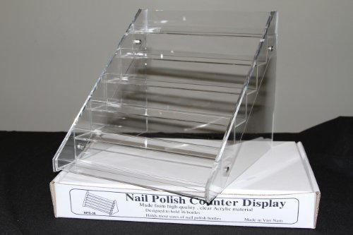 OPI 10 pieces  Nail Polish Table Rack Display (Hold Up To...