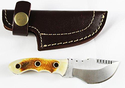 how to make a tracker knife sheath