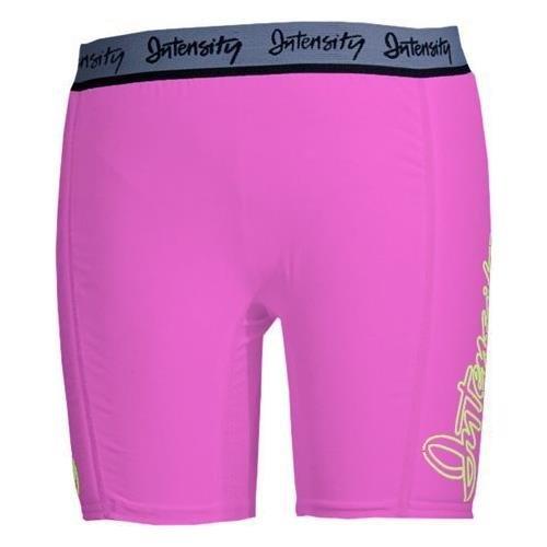 強度by Soffe Girl 's n5001g Low Riseパッド入りソフトボールスライディングショーツ、ソフトピンク B00G27A08M X-Large|ピンク ピンク X-Large