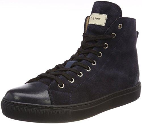 Calpierre Herren 375-z Sneaker Blau (Blu Blue)