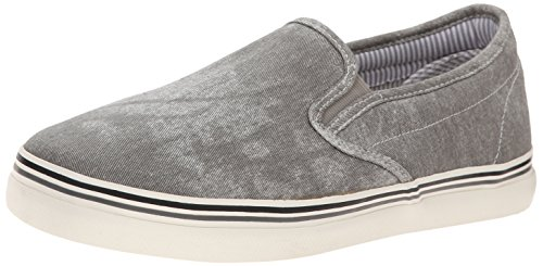 Kenneth Cole Reazione Mens Globe Trotter Fashion Sneaker Grigio