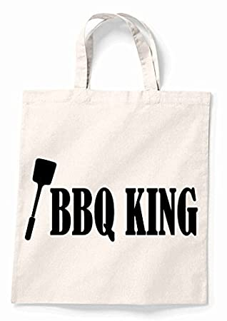 Bolsa de la compra para regalo de barbacoa King Cool ...