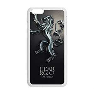 SHEP Hear ROAR Lannisier Design Personalized Fashion Phone Case For Iphone 6 Plaus