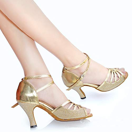 square shoes shoes adult Latin shoes high dance modern ShangYi heels shoes dance dance dance women's Rq8YS