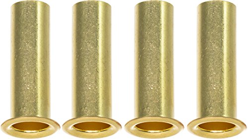 (APDTY 140189 Door Hinge Brass Bushing Insert Set of 4 Fits Front OR Rear & Left Or Right On 1976-2006 Jeep Wrangler (Kit Services 2 Doors Only))