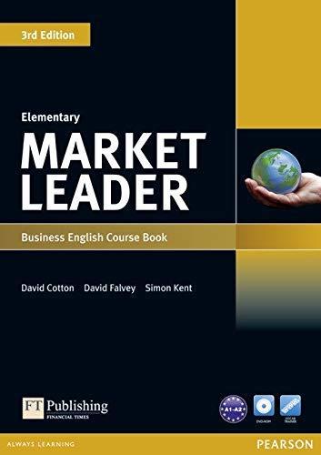 By David Cotton Market Leader. Elementary Level (3rd Revised edition) [Paperback] (Leader Level Market)