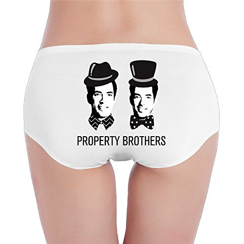 Hovalle Property Brother Low-Rise Sexy Ladies Fashion Underwear