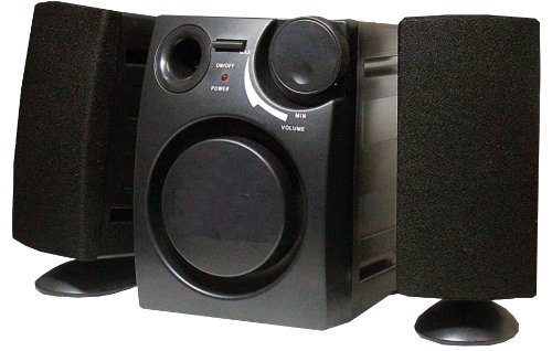 VIBE VS-521-SW Subwoofer Speaker System (Black) by Vibe