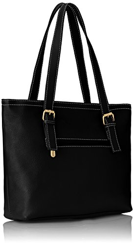 f33fbdaa66 Fostelo Swiss Large Women s Handbag (Black)  Amazon.in  Shoes   Handbags