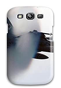 Premium Tpu Jet Fighter Cover Skin For Galaxy S3