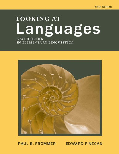 Looking at Languages: A Workbook in Elementary Linguistics Pdf